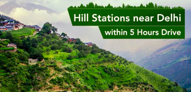 Best Hill Stations Near Delhi Within 5 Hours Drive
